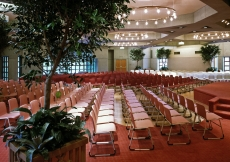 The multi-functional Social Hall facilitates government forums, citizenship ceremonies, weddings, and other events. It has hosted a number of high-profile guests, including Her Excellency The Right Honourable Michaëlle Jean, Governor General of Canada, an