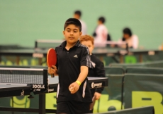 Under-16s Table Tennis