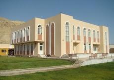 Karti-i-itifaq Jamatkhana in Puli Khumry, Baghlan.