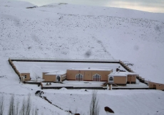 Mankabood Jamatkhana in Pusht-e-Band, Samangan Province, Afghanistan.