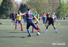 The football final took place on Sunday 21 April 2019 at the European Sports Festival 2019, held at the University of Nottingham.