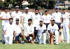 Team Sydney B - Cricket. Ismaili Council for ANZ
