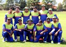Team Sydney A - Cricket. Ismaili Council for ANZ