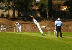 Cricket kicked off the first day of competition at the 2016 ANZ Ismaili Sports Tournament in Sydney, Australia. ANZ-IST2016