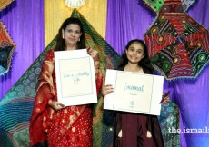 My Imamat Day Resolution - 2019, Southern India