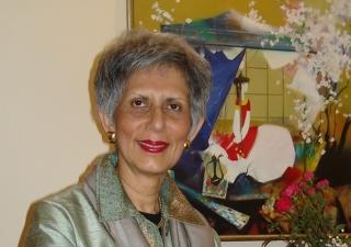 Nurjehan Mawani
