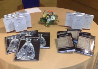 Three new publications from the Institute of Ismaili Studies were launched at the Ismaili Centre in Lisbon.