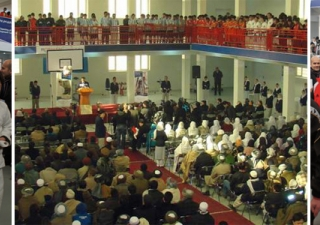 The two-storey Youth, Sports and Social Development Center opened its doors in Kabul, Afghanistan on 16 December 2010.