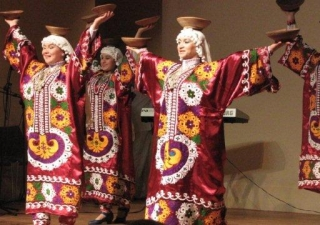 In March 2011, Navroz was celebrated for the first time at the Ismaili Centre, Dushanbe.