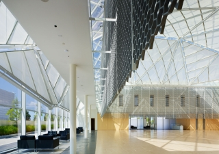The Delegation of the Ismaili Imamat was recognised with the 2012 Governor General's Medals in Architecture.