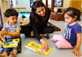 Aga Khan Early Learning Centre in Dubai