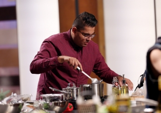 Ali Jadavji's winning recipe for MasterChef Canada was a culmination of all his cultural influences.