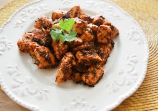 Coriander Pepper Chicken
