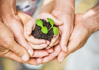 Earth Day is celebrated every year on 22 April to raise awareness about the impact of human activity on our planet