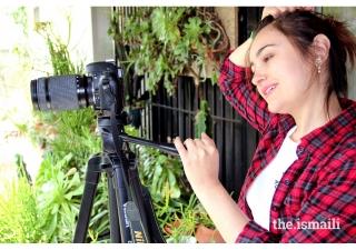 Filmmaker and videographer/photographer, Parastu Aydarsho.