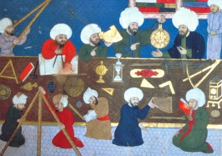 From Baghdad to Bukhara, and Cordoba to Cairo, historic Muslim civilisations became centres of learning in fields such as mathematics, astronomy, medicine, and physics.