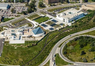 Opening ceremonies for the Aga Khan Museum and the Ismaili Centre, Toronto will take place on 12 September 2014. Kalloon Photography