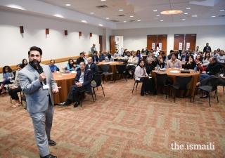 Aziz Samji discusses economic ramifications affecting the global community.