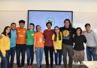 Established recently, UCA's Green Community Club promote awareness of ecological issues and encourage environmentally sustainable practices.